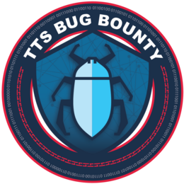 TTS Bug Bounty logo