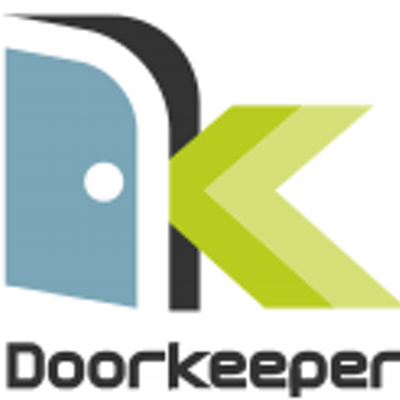doorkeeperhq : Security | Doorkeeper logo