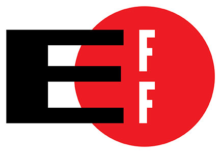 eff : Security Vulnerability Disclosure Program | Electronic Frontier Foundation logo