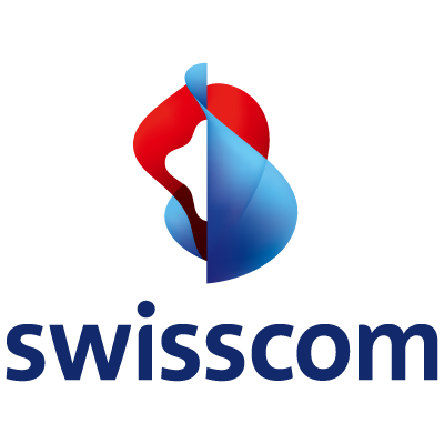 Bug Bounty: closes security gaps | Swisscom logo