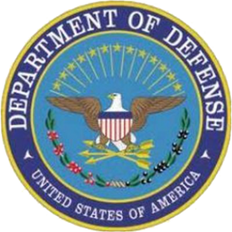 U.S. Dept Of Defense logo