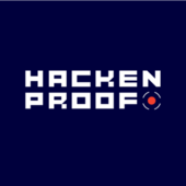 HackenProof     Managed by HackenProof logo