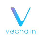 VeChainThor      Managed by VeChain logo