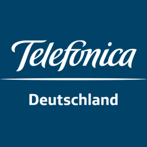 Telefónica Germany logo